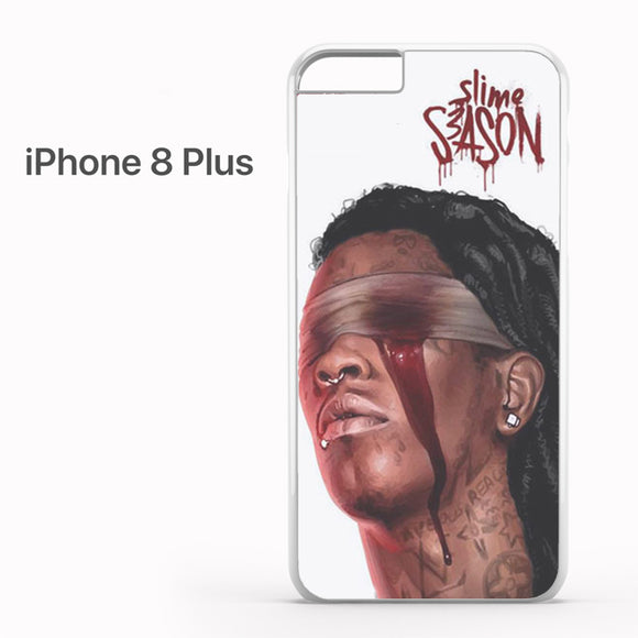 YOUNG THUG SLIME SEASON 3 - iPhone 8 Plus Case - Tatumcase