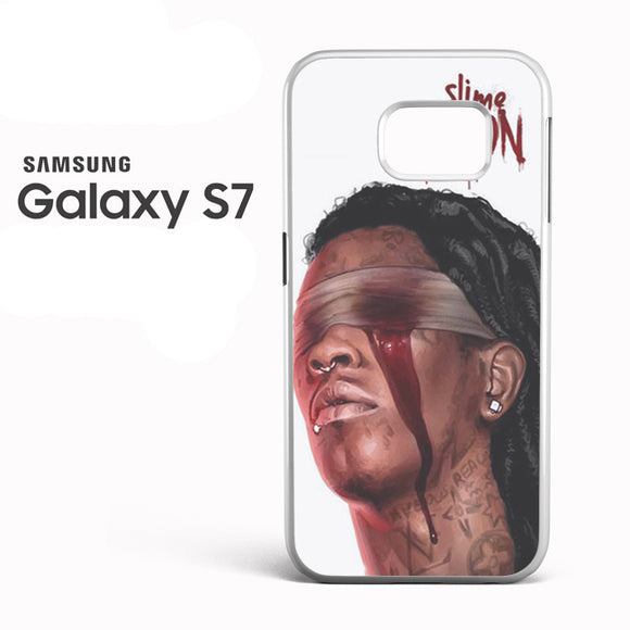 YOUNG THUG SLIME SEASON 3 - Samsung Galaxy S7 Case - Tatumcase