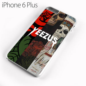 Yeezus TY - iPhone 6 Plus Case - Tatumcase