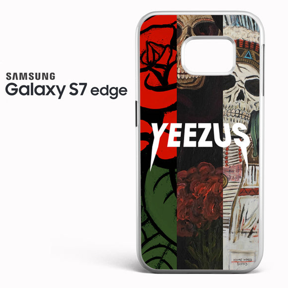 Yeezus TY - Samsung Galaxy S7 Edge Case - Tatumcase