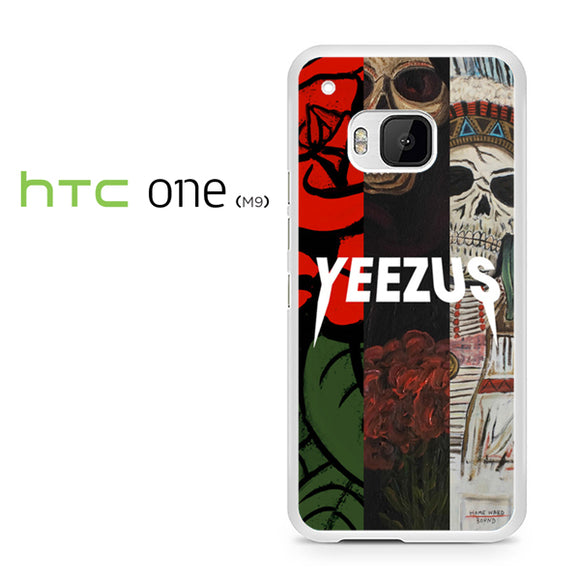 Yeezus TY - HTC M9 Case - Tatumcase