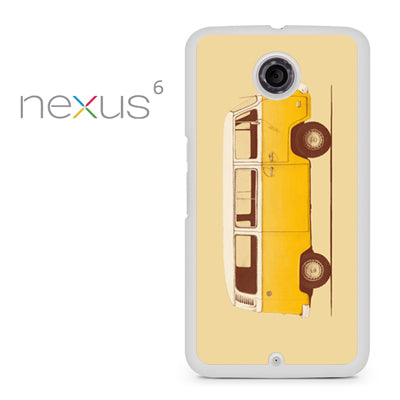 Yellow Van - Nexus 6 Case - Tatumcase