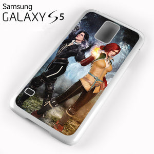 Yennefer and Triss AB - Samsung Galaxy S5 Case - Tatumcase