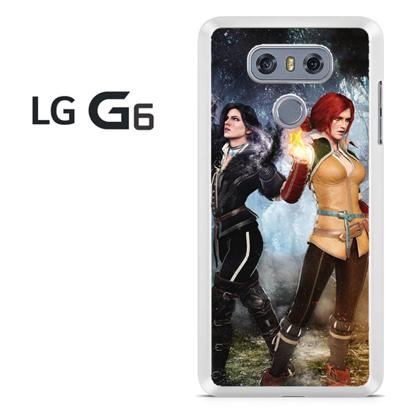 Yennefer and Triss AB - LG G6 Case - Tatumcase