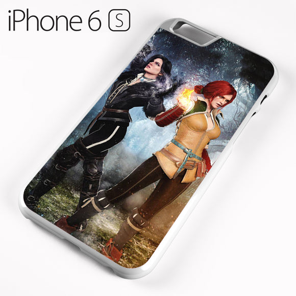 Yennefer and Triss AB - iPhone 6 Case - Tatumcase