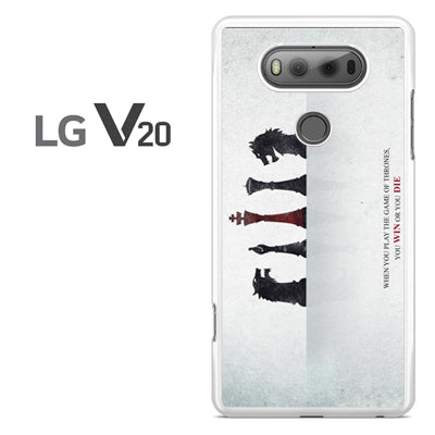 Yiu Win Or You Die - LG V20 Case - Tatumcase
