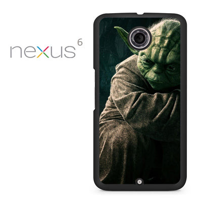 Yoda - Nexus 6 Case - Tatumcase