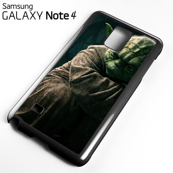 Yoda - Samsung Galaxy Note 4 Case - Tatumcase