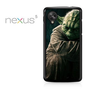 Yoda - Nexus 5 Case - Tatumcase