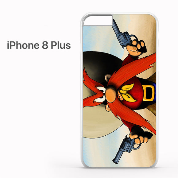Yosemite sam - iPhone 8 Plus Case - Tatumcase