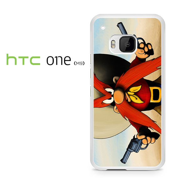 Yosemite sam - HTC M9 Case - Tatumcase