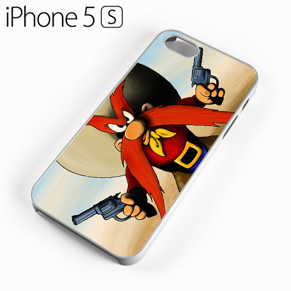 Yosemite sam - iPhone 5 Case - Tatumcase