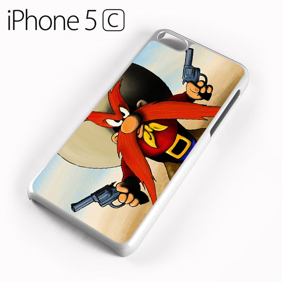 Yosemite sam - iPhone 5C Case - Tatumcase