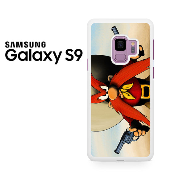 Yosemite sam - Samsung Galaxy S9 Case - Tatumcase