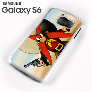 Yosemite sam - Samsung Galaxy S6 Case - Tatumcase