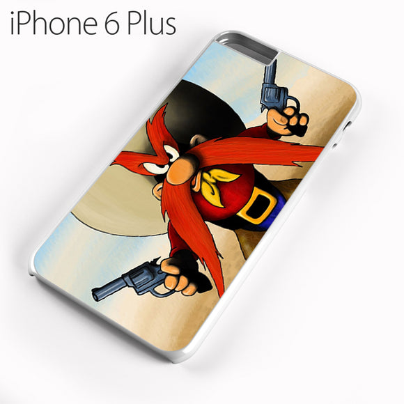 Yosemite sam - iPhone 6 Plus Case - Tatumcase