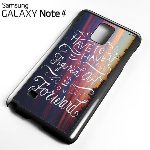 You dont have to have it quote - Samsung Galaxy Note 4 Case - Tatumcase
