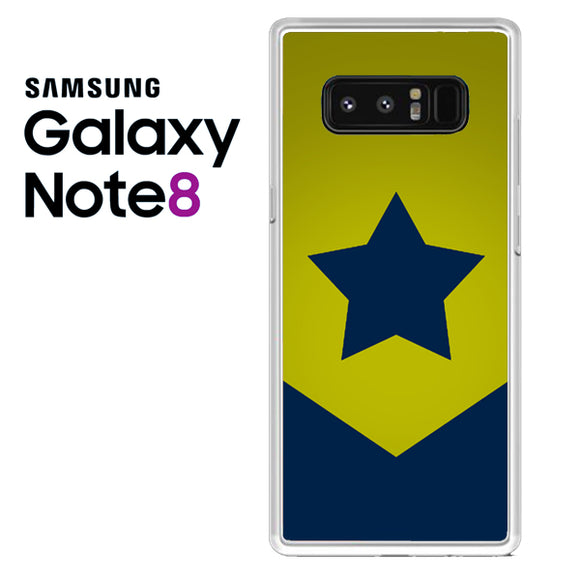 Young Justice Booster Gold - Samsung Galaxy Note 8 Case - Tatumcase