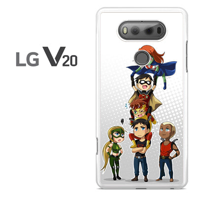 Young Justice Cute - LG V20 Case - Tatumcase