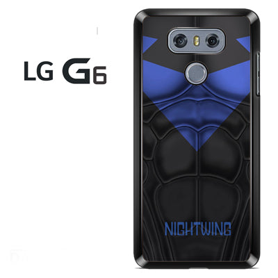 Young Justice Nightwing 2 - LG G6 Case - Tatumcase