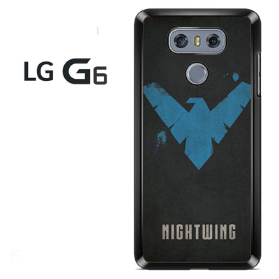 Young Justice Nightwing 3 - LG G6 Case - Tatumcase