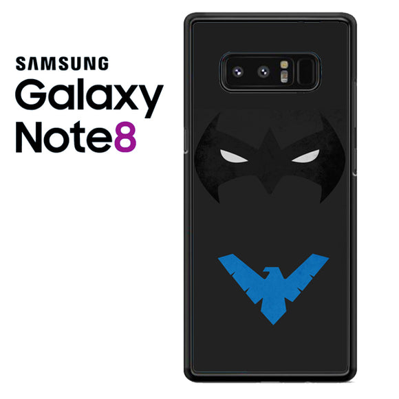 Young Justice Nightwing 4 - Samsung Galaxy Note 8 Case - Tatumcase