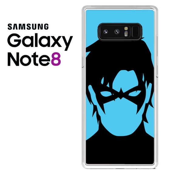 Young Justice Nightwing Dick Grayson - Samsung Galaxy Note 8 Case - Tatumcase