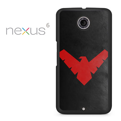 Young Justice Nightwing Red Suit - Nexus 6 Case - Tatumcase