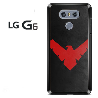 Young Justice Nightwing Red Suit - LG G6 Case - Tatumcase