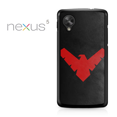Young Justice Nightwing Red Suit - Nexus 5 Case - Tatumcase