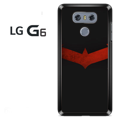 Young Justice Nightwing Red - LG G6 Case - Tatumcase