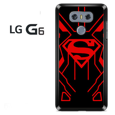 Young Justice Superboy - LG G6 Case - Tatumcase