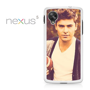 Zac Efron 10 - Nexus 5 Case - Tatumcase
