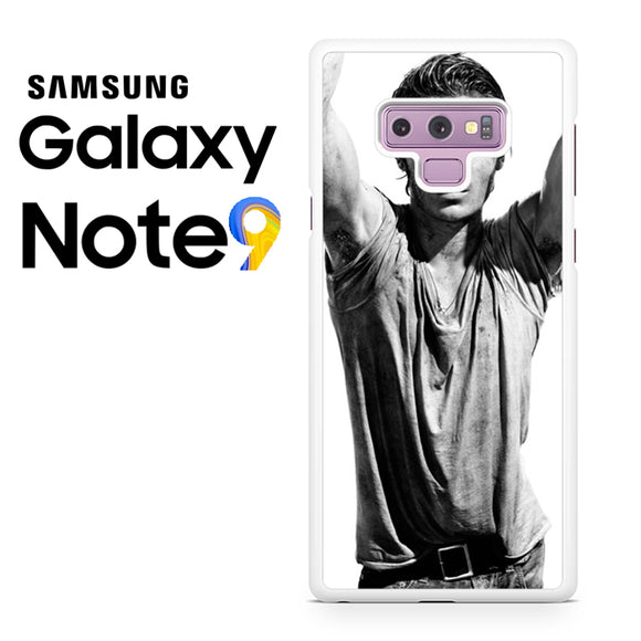 Zac Efron 12 - Samsung Galaxy NOTE 9 Case - Tatumcase