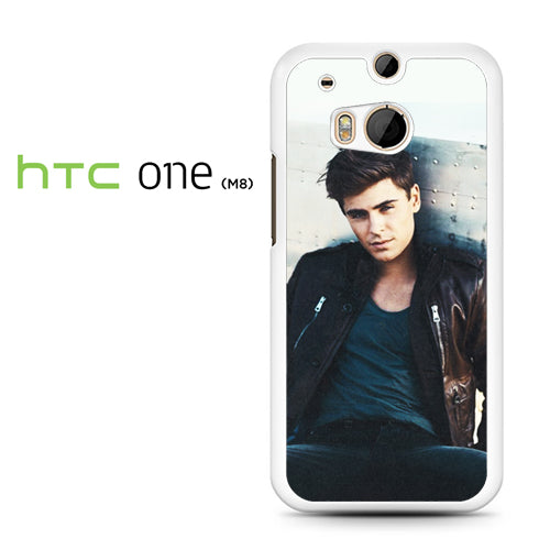 Zac Efron 14 - HTC M8 Case - Tatumcase
