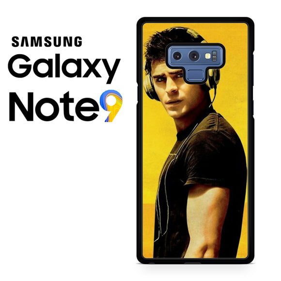 Zac Efron 2 - Samsung Galaxy NOTE 9 Case - Tatumcase