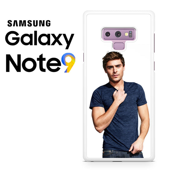 Zac Efron 4 - Samsung Galaxy NOTE 9 Case - Tatumcase