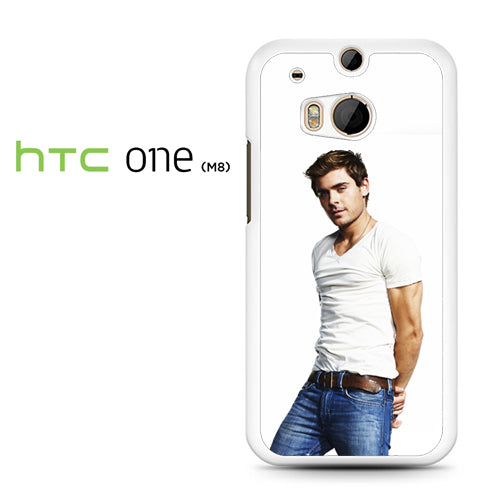 Zac Efron 6 - HTC M8 Case - Tatumcase