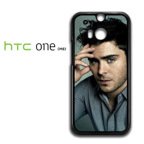 Zac Efron 7 - HTC M8 Case - Tatumcase