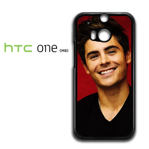 Zac Efron 9 - HTC M8 Case - Tatumcase