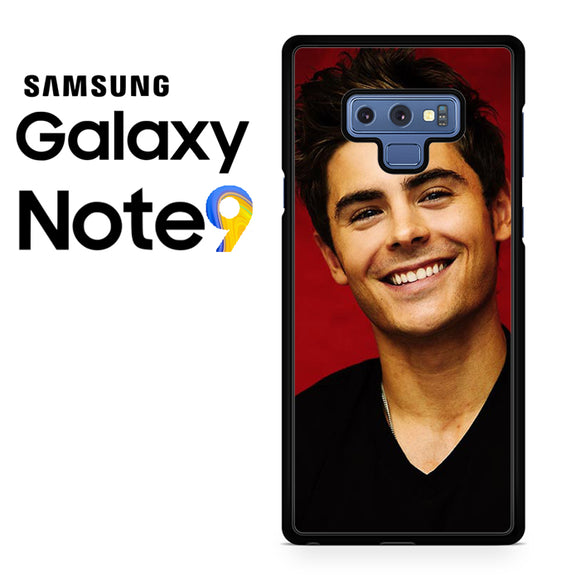 Zac Efron 9 - Samsung Galaxy NOTE 9 Case - Tatumcase