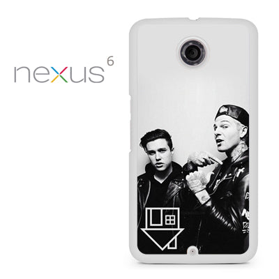 Zach Abels And Jesse Rutherford - Nexus 6 Case - Tatumcase