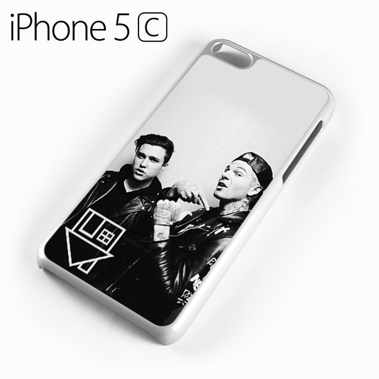 Zach Abels And Jesse Rutherford - iPhone 5C Case - Tatumcase