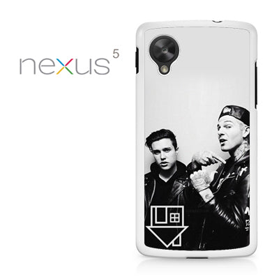 Zach Abels And Jesse Rutherford - Nexus 5 Case - Tatumcase
