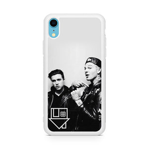 Zach Abels And Jesse Rutherford,Custom Phone Case, iPhone XR Case, Tatumcase