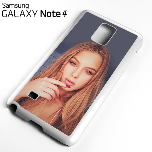 Zara Larsson 3 - Samsung Galaxy Note 4 Case - Tatumcase