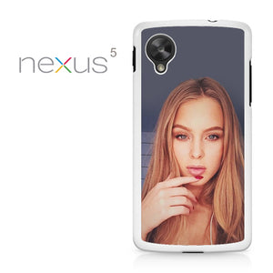 Zara Larsson 3 - Nexus 5 Case - Tatumcase