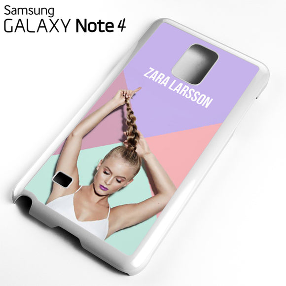 Zara Larsson 4 - Samsung Galaxy Note 4 Case - Tatumcase