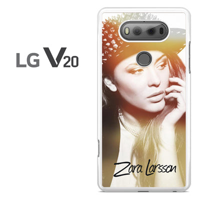 Zara Larsson Beautiful - LG V20 Case - Tatumcase