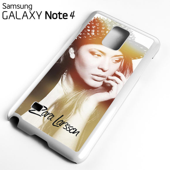 Zara Larsson Beautiful - Samsung Galaxy Note 4 Case - Tatumcase